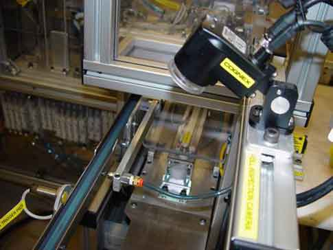 Vision System Reduces Downtime Improves Coin Roll