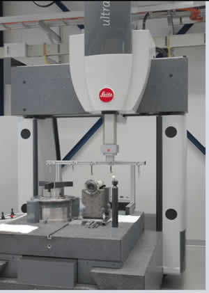 Leitz Precision Cmm Ensures Accuracy Of Gear Grinding