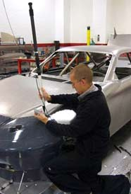 Faster Nascar Race Cars Through Better Metrology Quality