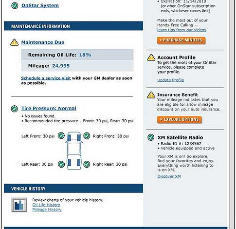 Onstar Com Myaccount >> Fear And Loathing With Onboard Diagnostics Quality Digest
