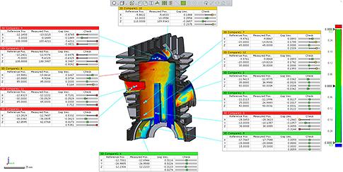 Streamlined Workflows Deliver Ease of Use for 3D Inspection