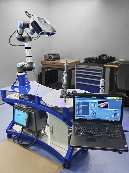 Universal Metrology Automation