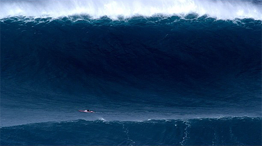 Mavericks Waves