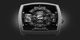 Black MCT S110 Evo Vantablack Watch