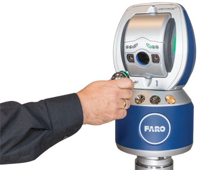Improving Quality and Production Rates With a Laser Tracker