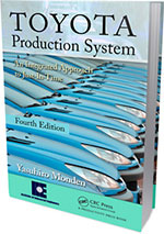 Book Toyota Production System Fourth Edition Quality