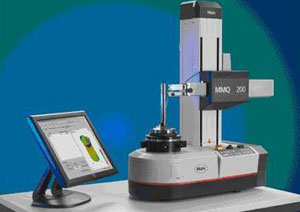 Product News: Mahr Federal, Automated Probe for MMQ 200