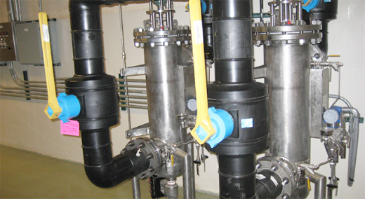 Acme industrial water filtration