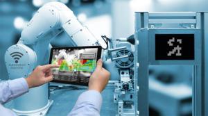 Augmented Industrial Robot