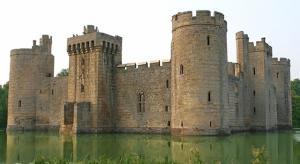 castle and mote