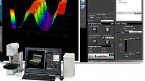 Olympus' DSX series of digital microscopes